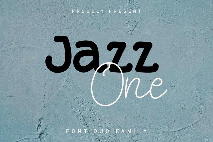 Jazz one example image 1