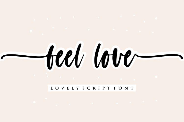 feel love example image 1