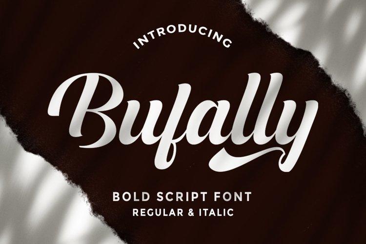 Bufally Script example image 1