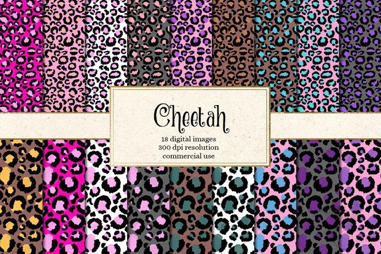 Cheetah Digital Paper example image 1