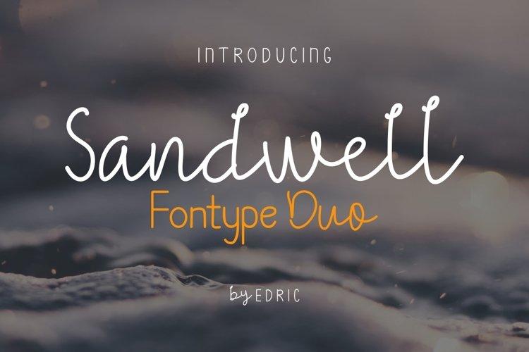 Sandwell example image 1