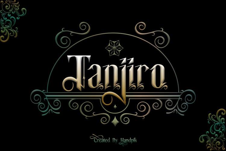 Tanjiro example image 1