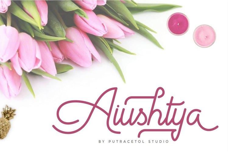Aiushtya example image 1
