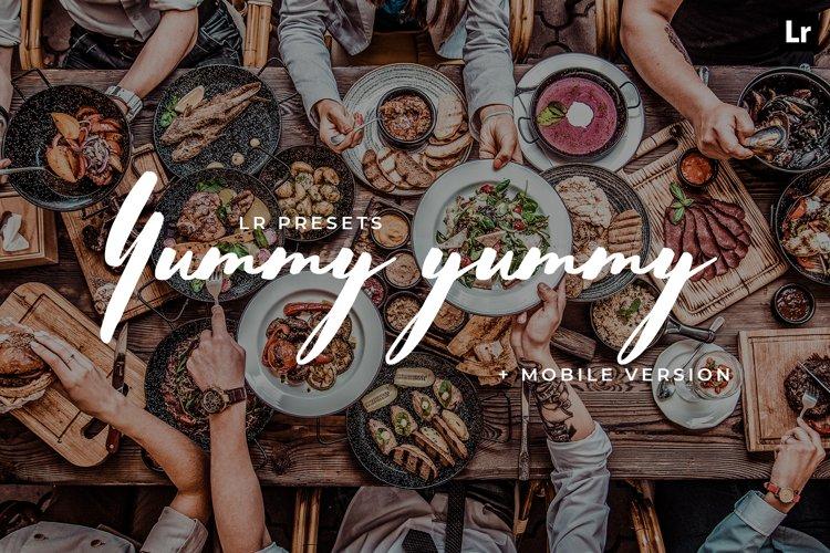 20 Yummy Yummy Lightroom Presets example image 1