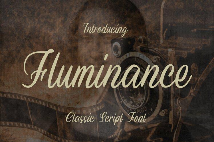 Fluminance Font example image 1