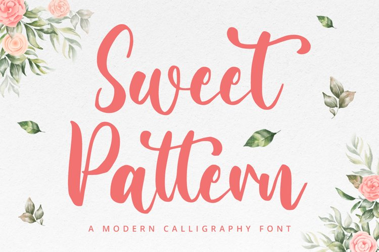 Calligraphy Font example image 1