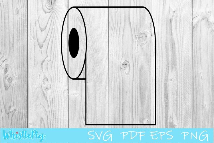 Download Toilet Paper Svg Bathroom Svg Toilet Tissue Svg Funny 781343 Sublimation Design Bundles