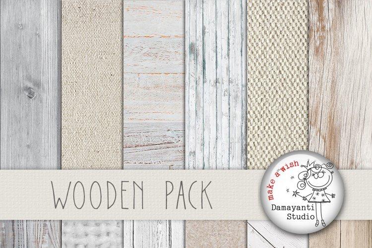 Wood digital paper, wood background, white wood texture