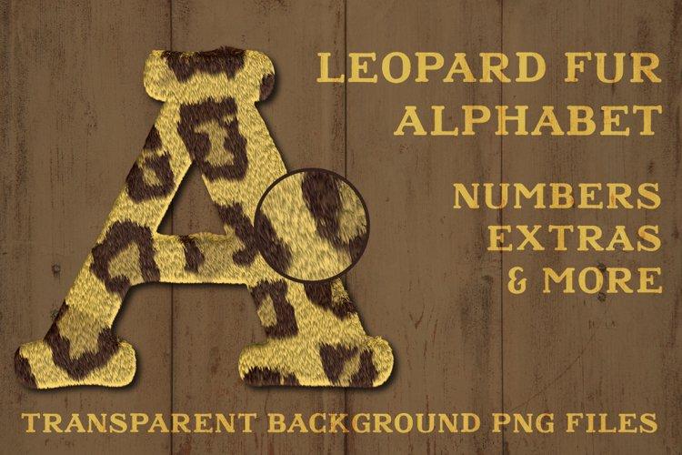 Leopard Fur Alphabet Sailors Diary example image 1