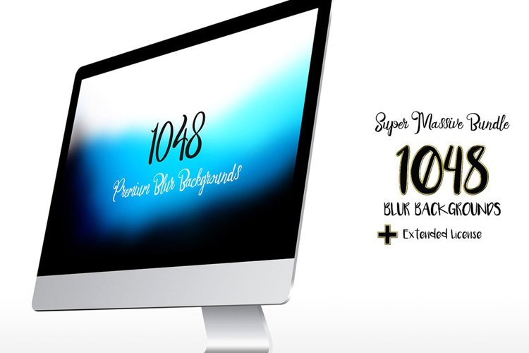 1048 Pro Blurred Backgrounds example image 1