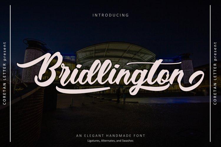 Bridlington example image 1