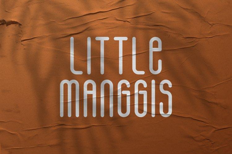 Little Manggis