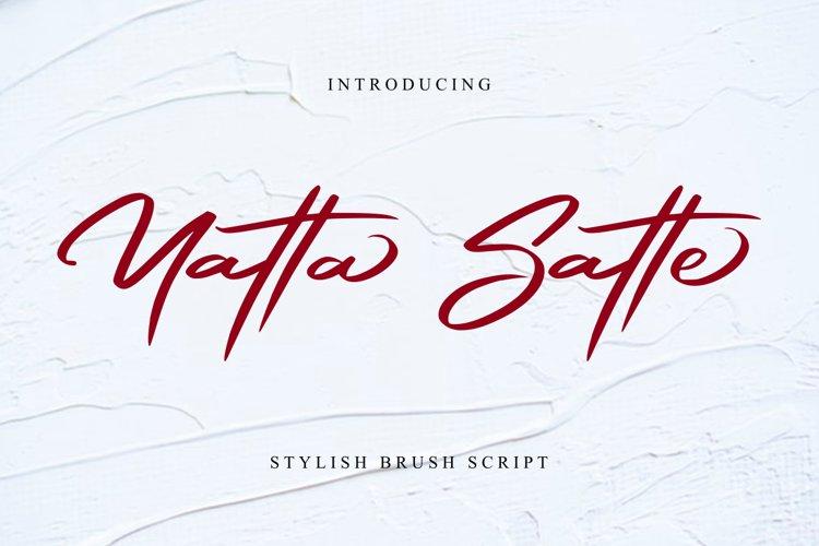 Yatta Satte example image 1