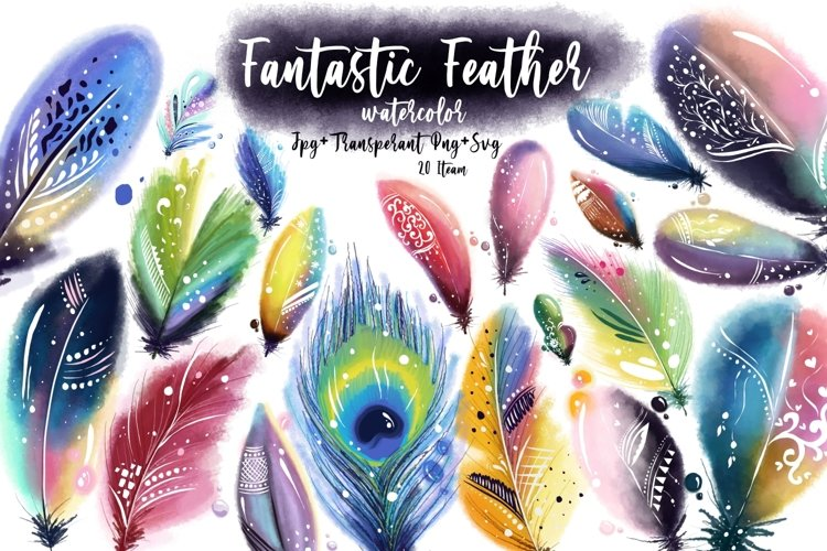 Fantastic Feather Collection