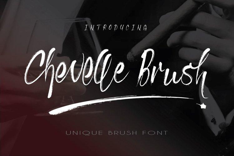 Chevelle Brush example image 1