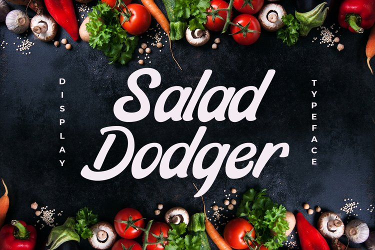 Salad Dodger example image 1