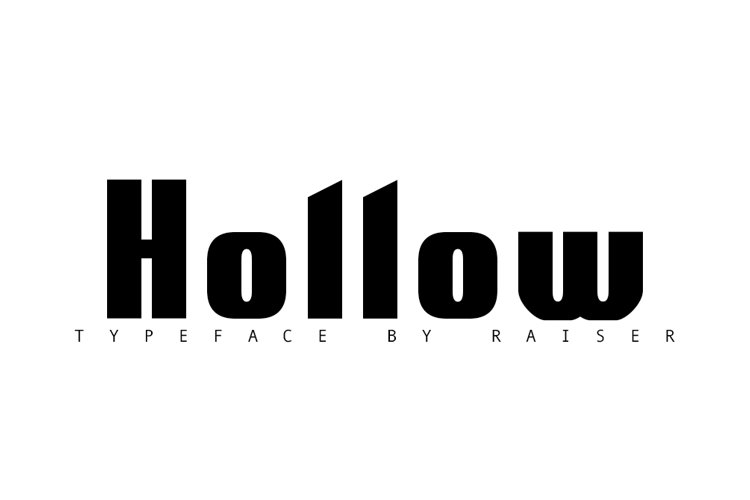 Hollow example 4