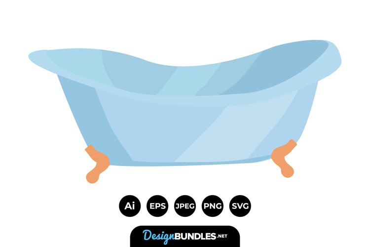 Tub Clipart example image 1