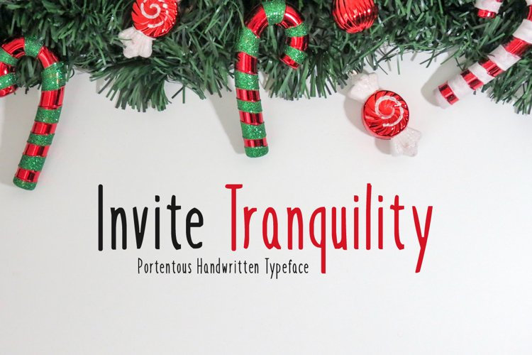 Invite Tranquility example image 1