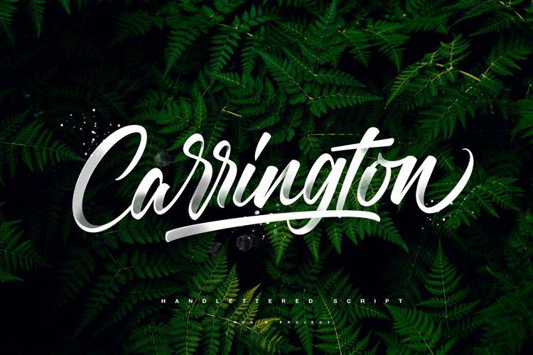 Carrington example image 1