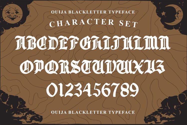 Ouija example 3