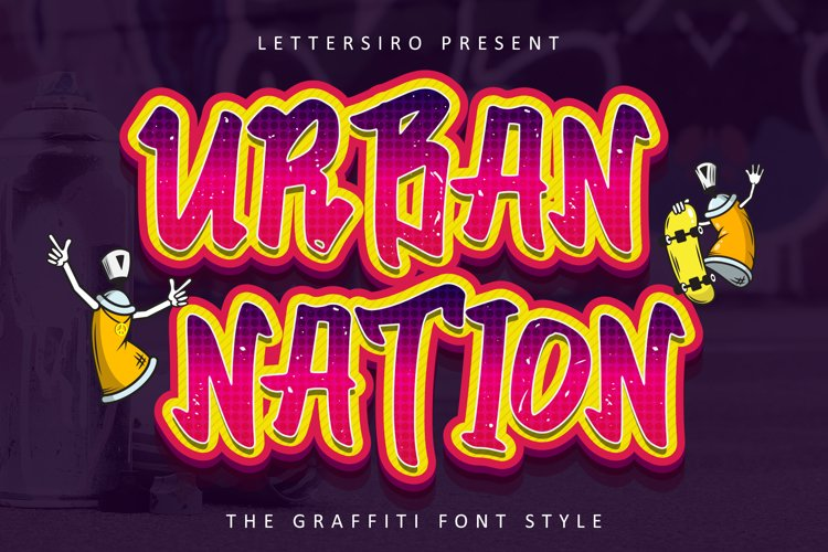 Urban Nation example image 1