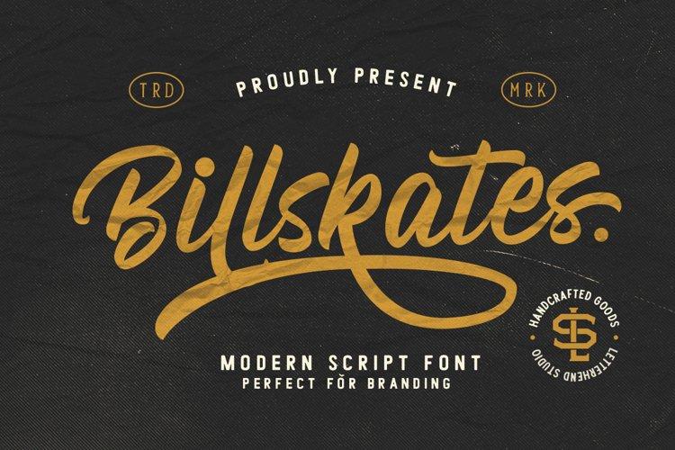 Billskates Script example image 1
