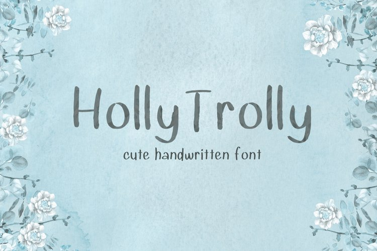 HollyTrolly example image 1