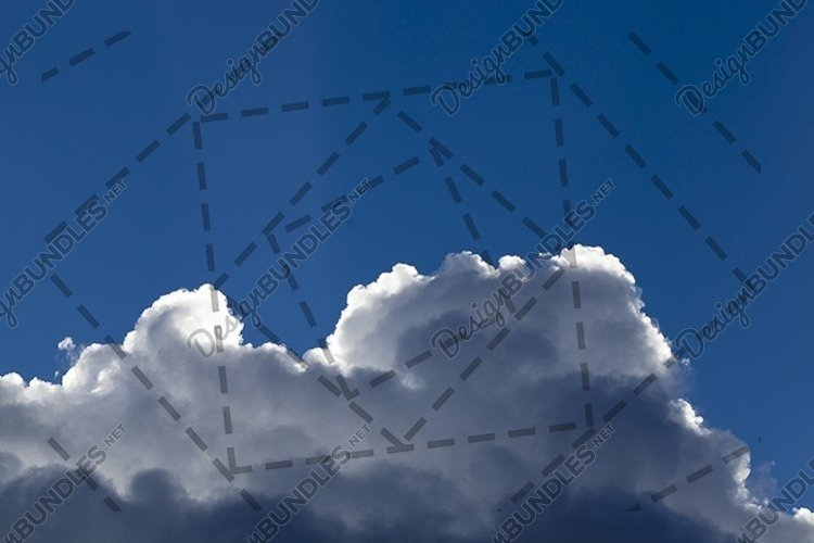 high clouds sky example image 1