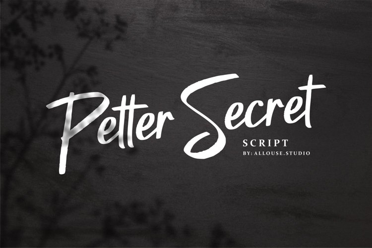 Petter Secret example image 1