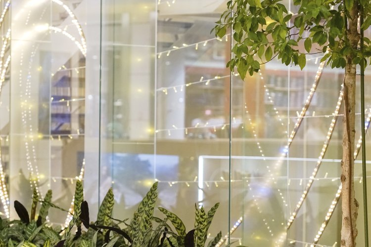 Christmas decoration interior. example image 1