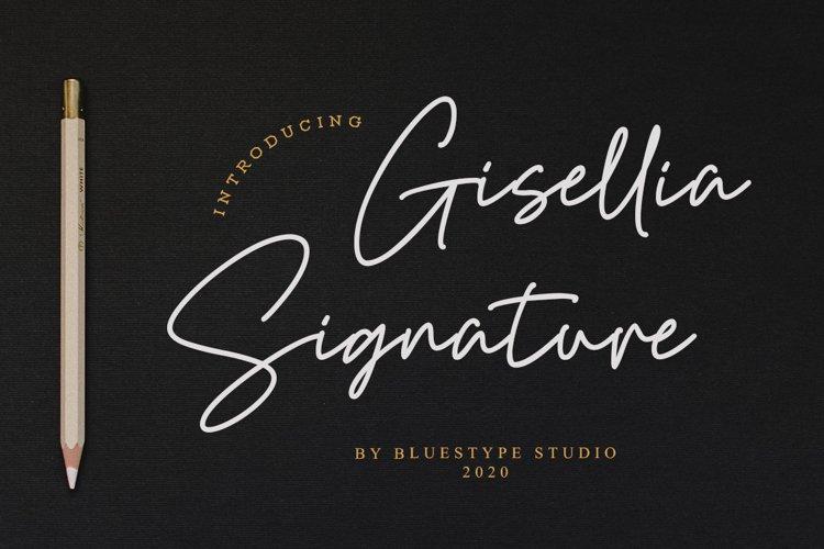 Gisellia Signature example image 1