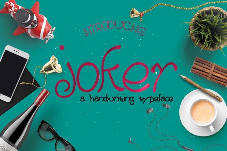 Joker Typeface