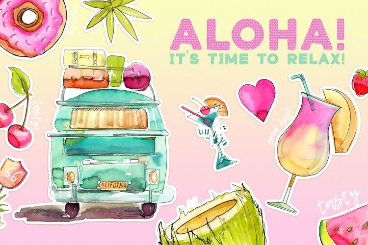 Aloha!!! Time to Relax example image 1