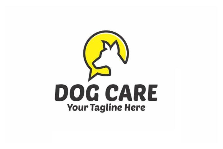 Dog Care Logo example image 1