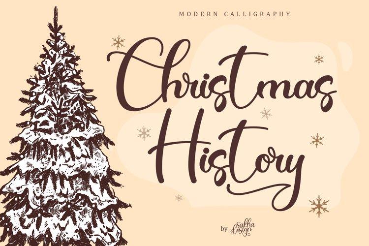 Christmas History example image 1