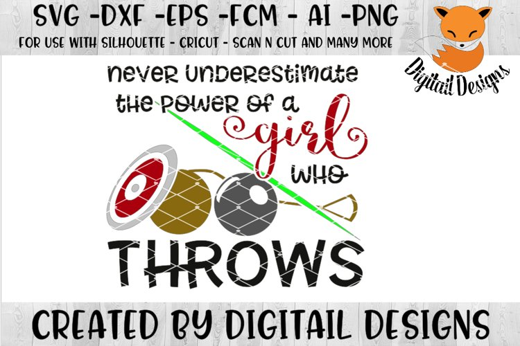 Throwers SVG - png - eps - dxf - ai - fcm - Discus, Shot, Hammer SVG - Silhouette - Cricut - Scan N Cut - Track and Field SVG file