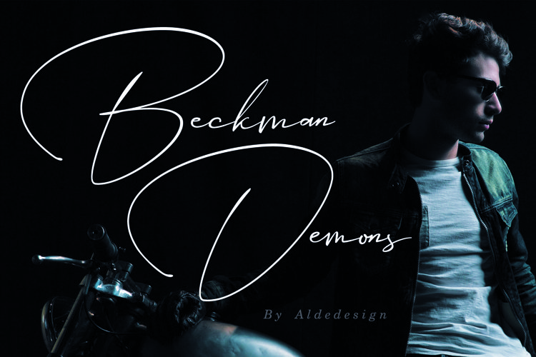 Beckman Demons example image 1