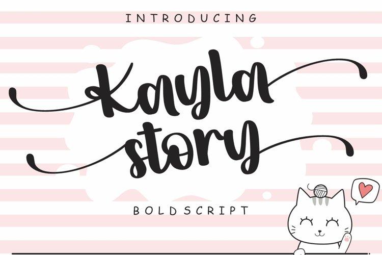 Kayla Story example image 1