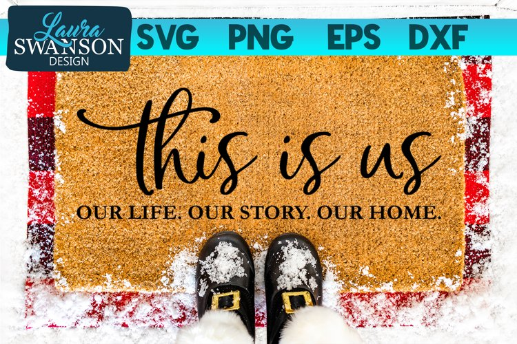 This is Us SVG, PNG, EPS, DXF