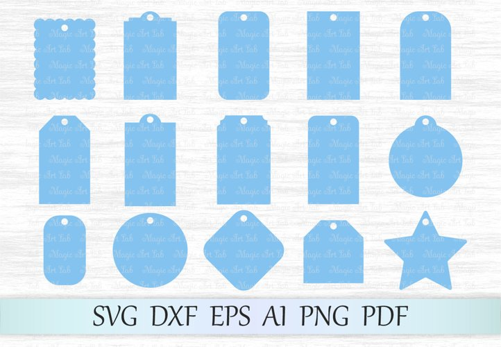 Gift tags svg, Price tags svg, Tags gift svg, Label svg, Tags vector, Tags cut file, Decorative tags svg files