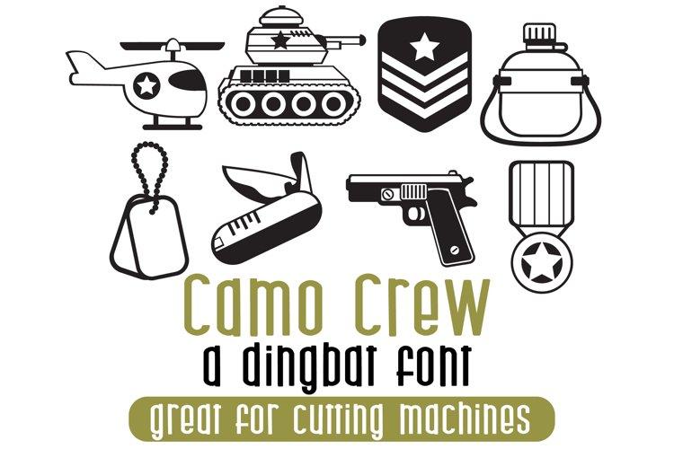 DB Camo Crew example image 1