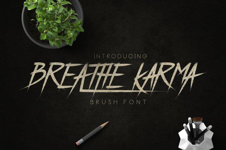 Breathe Karma example image 1