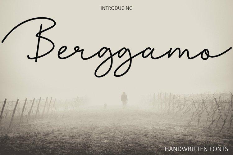 Berggamo example image 1