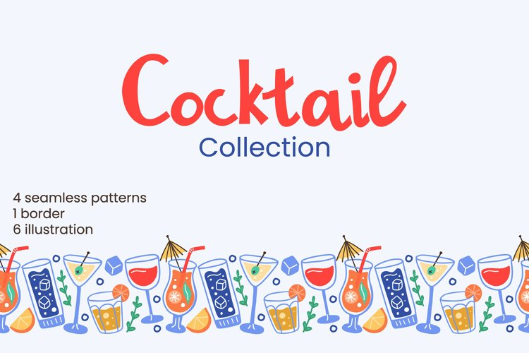 Cocktails Collection example image 1