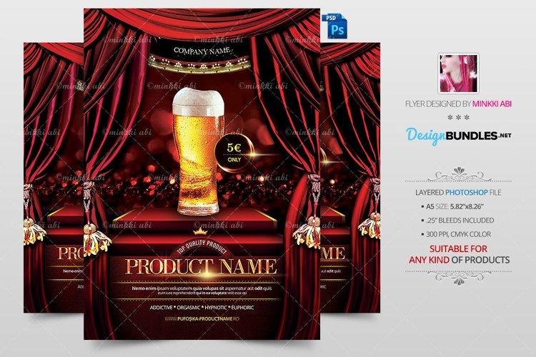 Product Showcase Vs 2 Flyer