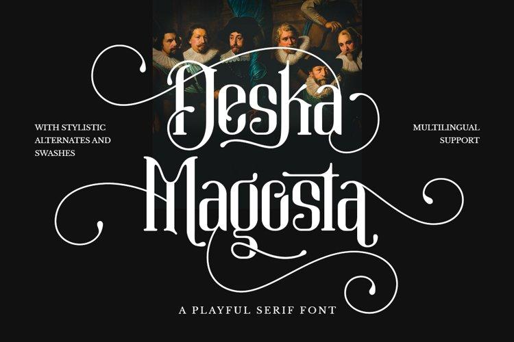 Deska Magosta example image 1