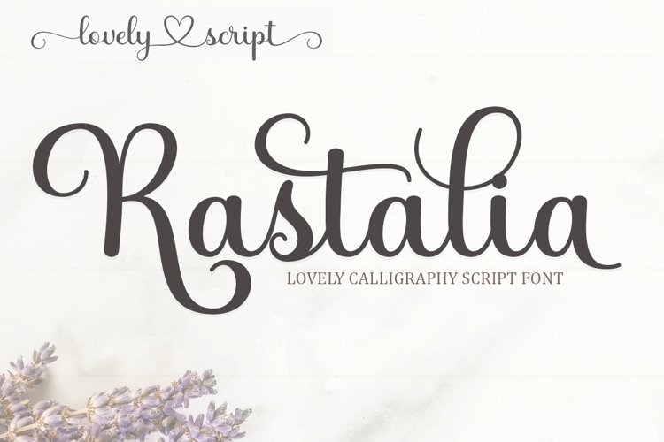 Rastalia example image 1
