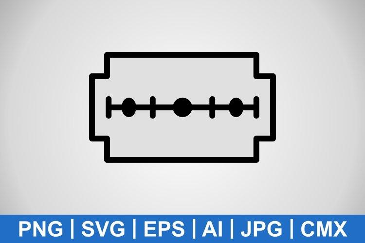 Vector Blade Icon example image 1