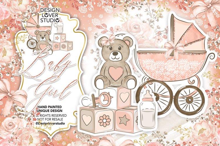 Baby Girl design example image 1